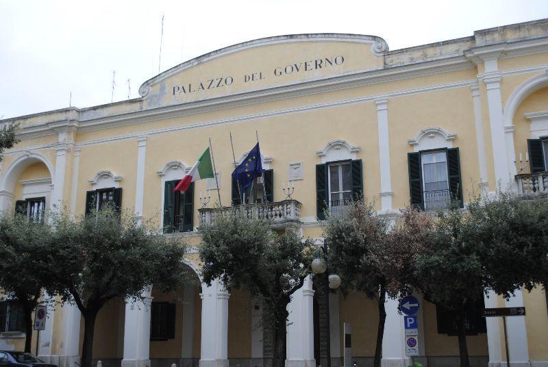 Prefettura - Palazzo del Governo - Matera (foto SassiLand)