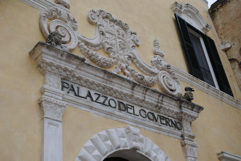 Prefettura - Palazzo del Governo - Matera (foto Gianni Cellura)