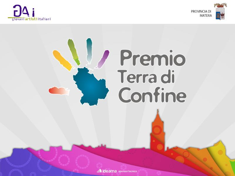 """Premio """"Lucania, Terra di Confine"""""""