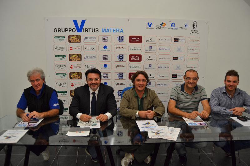 Presentazione del Trofeo Bi3 amatoriale di calcio a cinque - 11 ottobre 2012