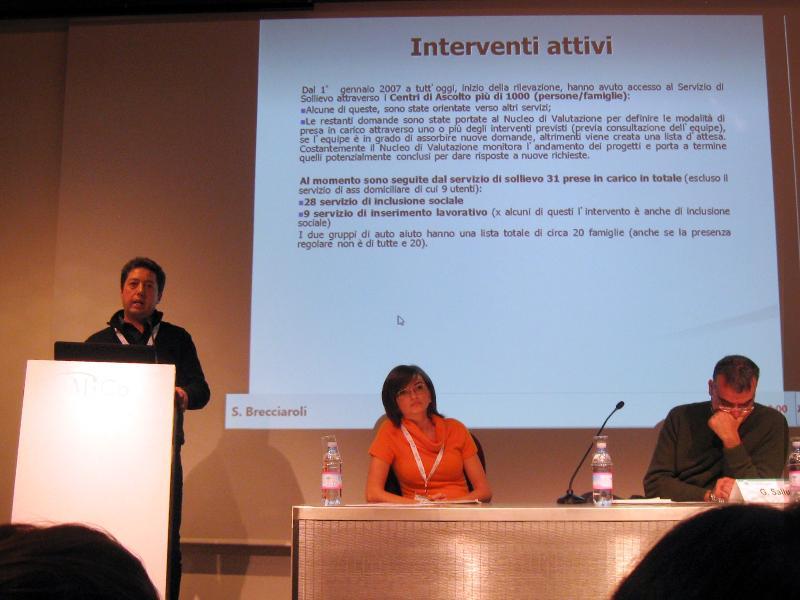 """""""Progetto Popolare"""" al XI congresso Mondiale di Riabilitazione Psico Sociale di Milano"""