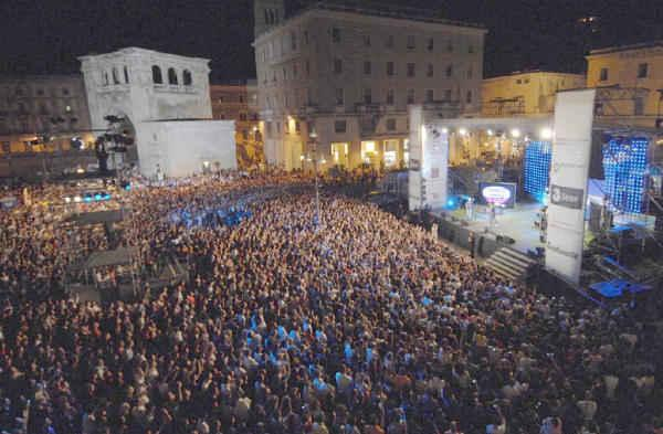 Radionorba Battiti Live a Lecce