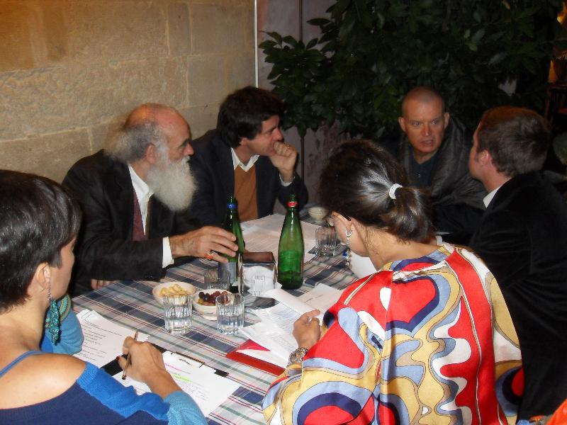 Riunione per la premiazione del Premio Energheia 2012