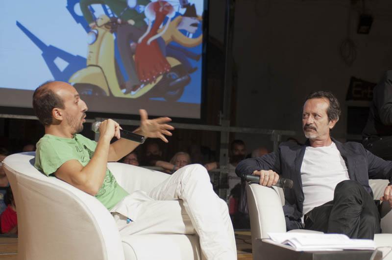 Rocco Papaleo al Lucania Film Festival 2012
