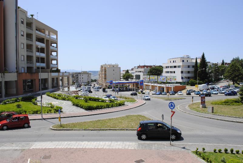 Rotatoria di via La Martella - Matera (foto SassiLand)