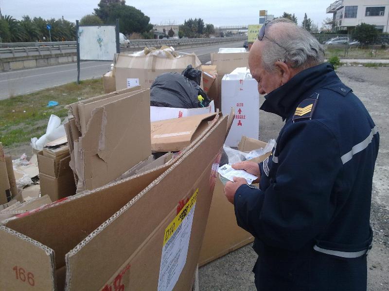 Sanzioni a cittadini di Policoro per il non rispetto della raccolta differenziata