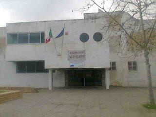 Scuola Media di Marconia (foto Internet)
