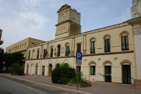 Sede del Comune di Bernalda (foto sito istituzionale)