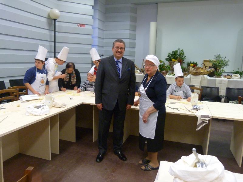 Settimana della Dieta Mediterranea 2012 alla Camera di Commercio di Matera