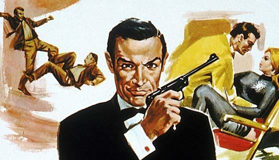 Spionaggio, agente 007