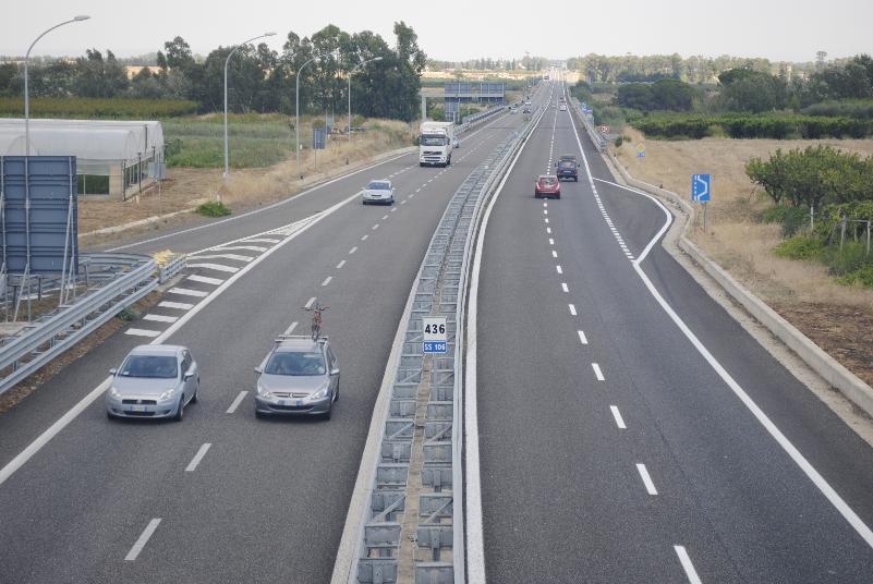Incidente sulla A14 (Foggia-Cerignola): 1 morto, 2 feriti