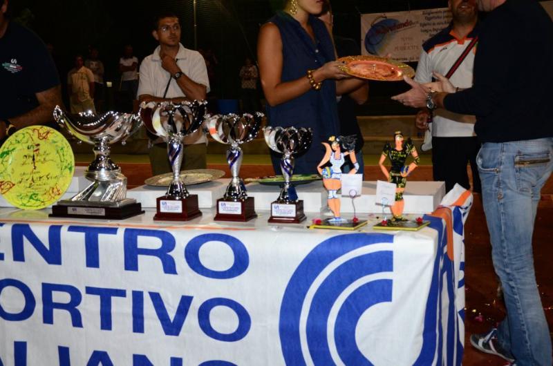 Torneo della bruna di volley 2012