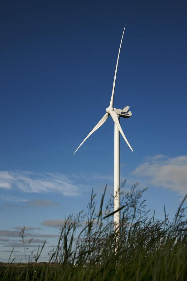 Foto di repertorio: Turbina Vestas