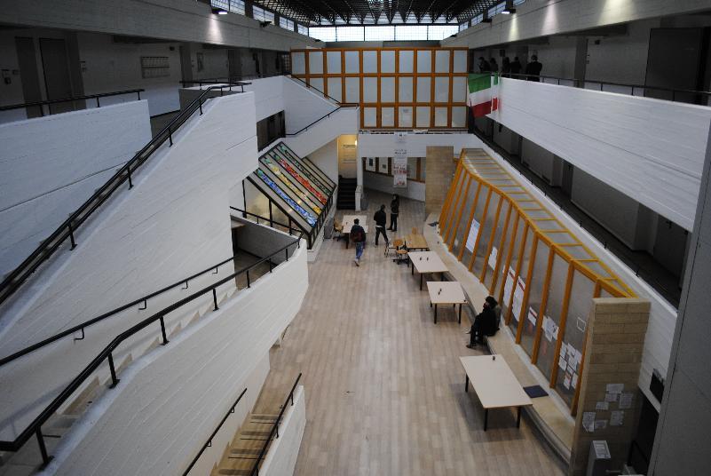 corso di laurea quinquennale in architettura con sede a