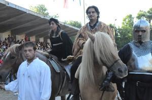 A cavallo - Matera