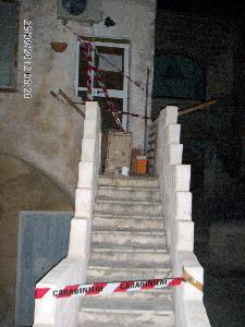 Abitazione sequestrata dai Carabinieri di Matera nei Sassi