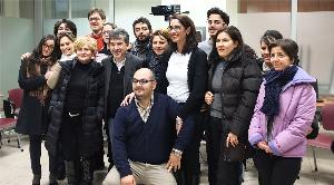 """Allievi del percorso formativo """"Creative Manager"""" - Matera"""