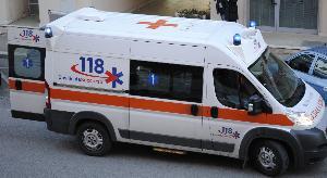 Ambulanza (foto SassiLand) - Matera