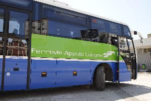 Autobus delle FAL (foto SassiLand) - Matera