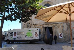 CAMPAGNA NASTRO ROSA 2012 LILT a Matera