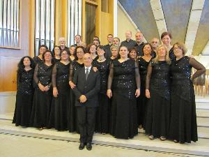 Coro della Polifonica Materana Pierluigi da Palestrina - Matera