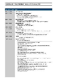 Cultura e Creatività, Capitale Umano e Innovazione - 11 e 12 ottobre 2012 - Matera