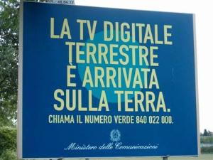 Digitale terrestre - Matera