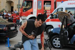 Festa della Croce Rossa Italiana a Matera - 12 maggio 2012 - Matera