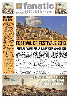 Festival of Festivals 2012
