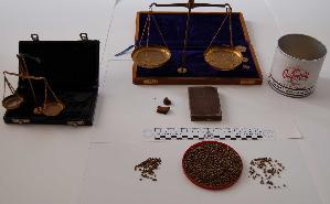 Hascisc e bilancino sequestrati a Pisticci - 21 maggio 2012