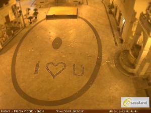 """i love you"" in webcam - 26 settembre 2012 - Matera"