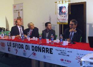 Incontro FIDAS a Bernalda - Matera