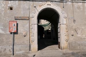 Ingresso sede CEA - Stigliano - Matera
