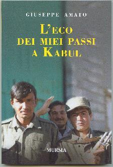 L'eco dei miei passi a Kabul - Matera