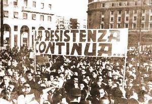 La Resistenza Continua - Matera