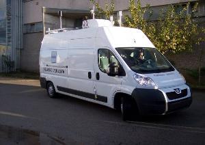 Laboratorio Mobile Monitoraggio Aria