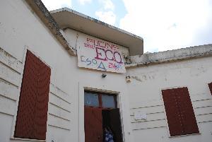 Le Fucine dell'Eco occupano la ex scuola materna di piazza Garibaldi nei Sassi di Matera - Matera
