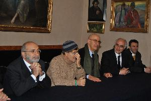 LUCIO DALLA E NICOLA D´IMPERIO A MATERA
