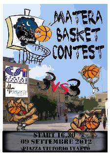 Matera Basket Contest 3vs3 - Matera