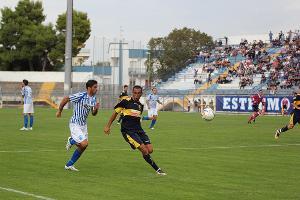 Matera Calcio vs Ischia - 7 ottobre 2012 (foto Cosimo Martemucci) - Matera
