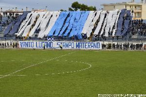 Matera Calcio vs Potenza - 2 dicembre 2012 - Matera