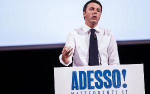 Matteo Renzi - Matera