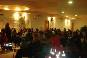 Momenti della lezione interattiva delle Manovre di Disostruzione Pediatrica