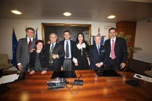 Giunta regionale - 31 gennaio 2012 - Matera