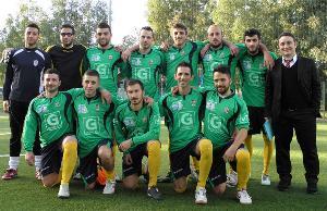 Polispostiva C.S. Pisticci, squadra maschile di calcetto - Matera