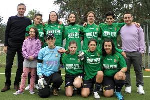 Polispostiva C.S. Pisticci, squadra femminile di calcetto - Matera