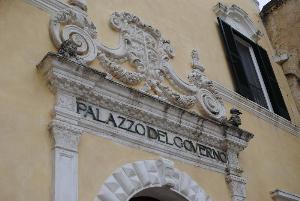 Prefettura - Palazzo del Governo - Matera (foto Gianni Cellura) - Matera