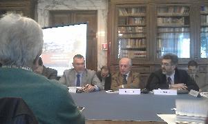 Presentazione Matera città narrata, Ginapiero Perri e Paolo Verri