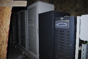 Quadri elettrici accessibili e manomissibili da chiunque nel centro storico di Matera - 1 settembre 2012