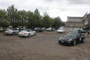 Raduno di Porsche a Matera - Matera